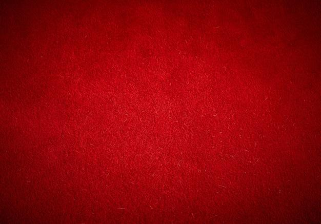 Beschaffenheit des roten kuhveloursleders, voller rahmen