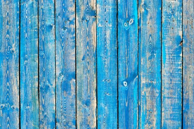 Beschaffenheit des weinleseblaus und -türkises hölzern gemalt
