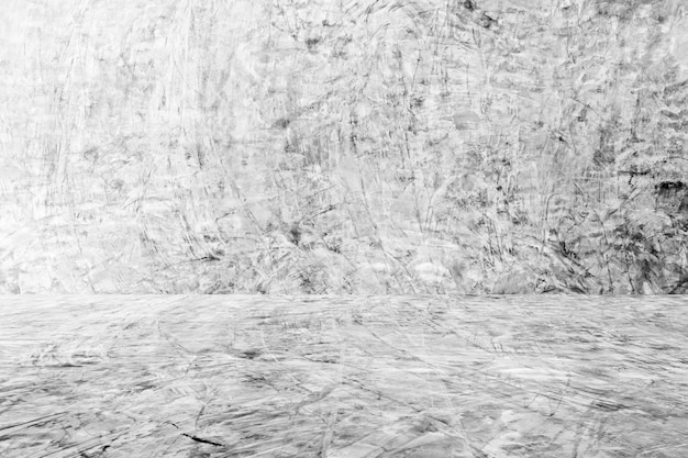 Beschaffenheit des zementfußbodens oder des zementwandhintergrundes