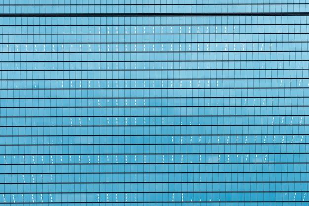 Beschaffenheitsfenster des modernen gebäudes