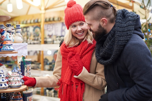 Betrachten sie einige weihnachts-gadgets Kostenlose Fotos