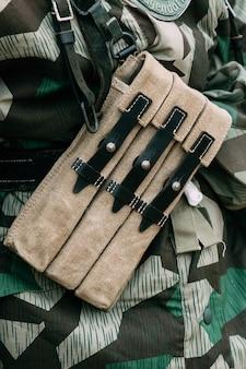 Beutel für munitionssoldat wehrmacht