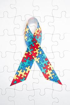 Bewusstseinsband für autismus und asperger
