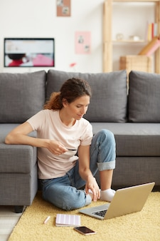 Bezahlen über e-commerce-website