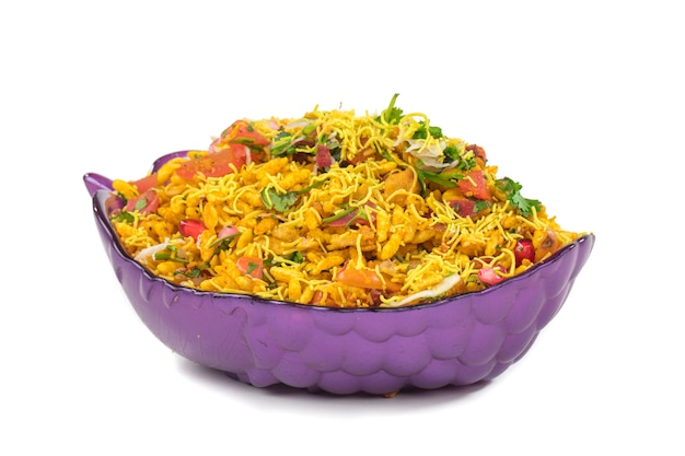 Bhelpuri chat