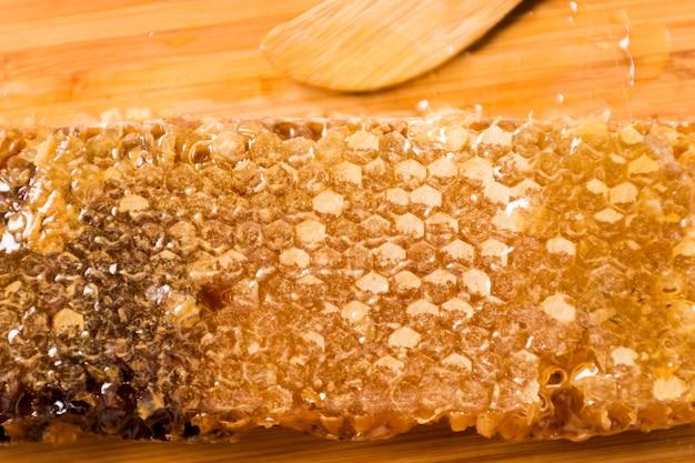 Bienenwabe detail