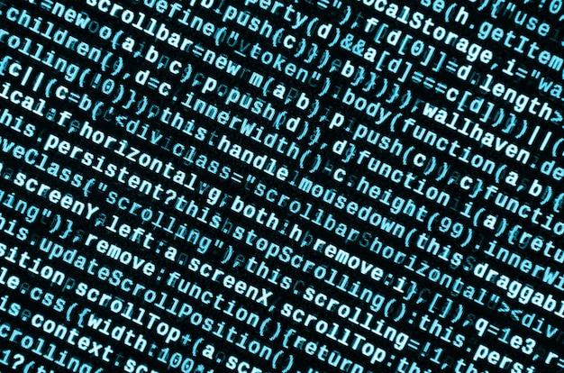 Big data und internet der dinge liegen im trend.