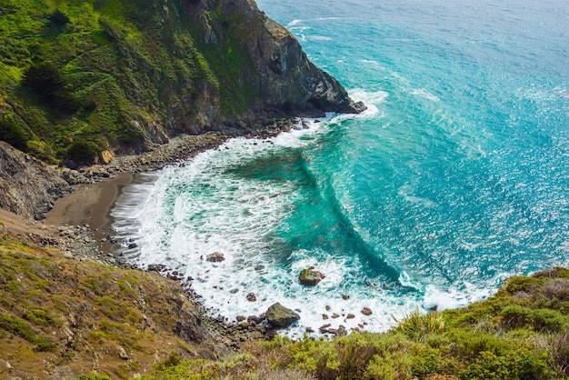 Big sur ocean bay