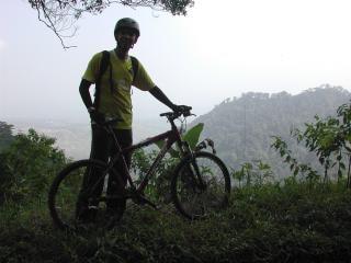 Biker, bike