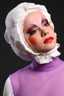 Bild der schönheit in mode