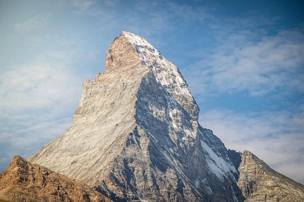 Bilder von zermat stadt und berg