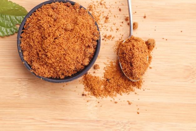 Bio brauner zucker