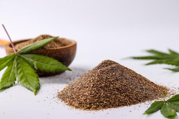 Bio-saatgut cannabis, ein gesundes naturprodukt
