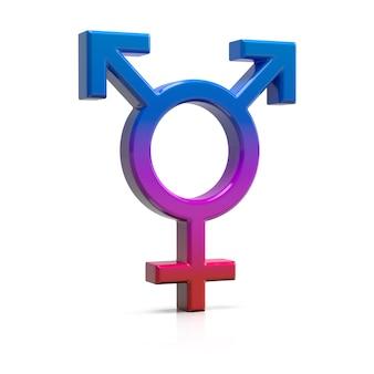 Bisexuelles symbol