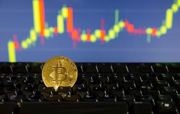 Bitcoin ada coin token digitale kryptowährungsmünze für dezentrales finanzbanking