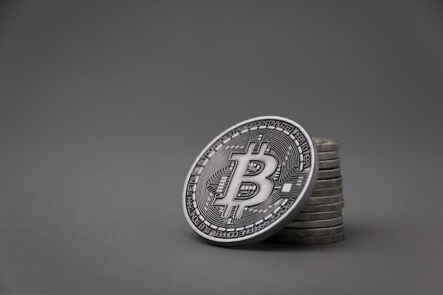 Bitcoin-anlagekonzept