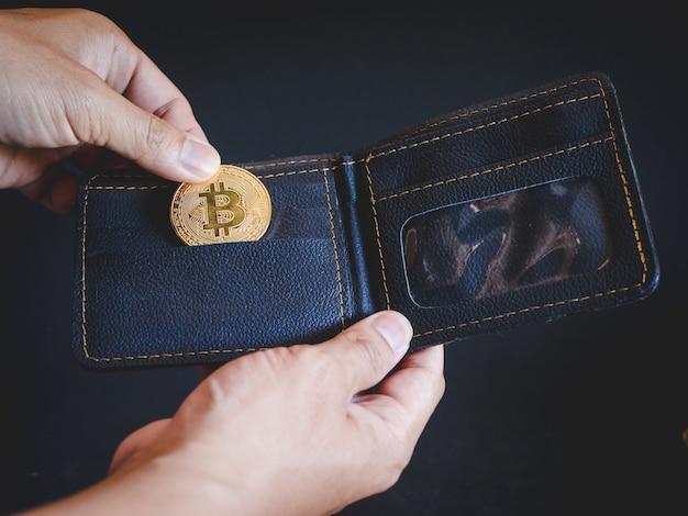 Bitcoin für digitale währung