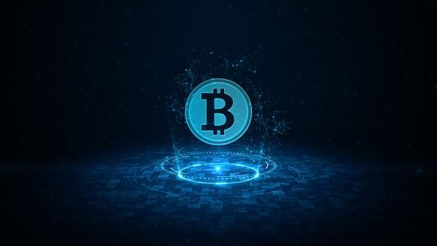 Bitcoin kryptowährung digitaler geldaustausch blockchain