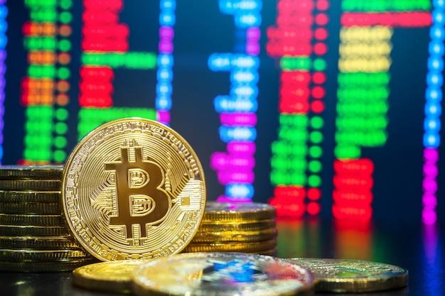Bitcoin und cryptocurrency exchange trading und investieren