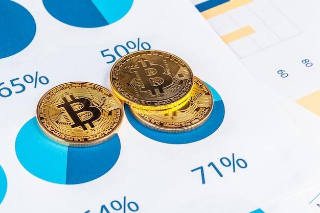 Bitcoin und grafik
