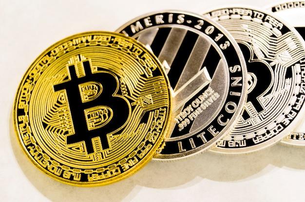 Bitcoin und litecoin ist eine moderne art des austauschs und dieser kryptowährung