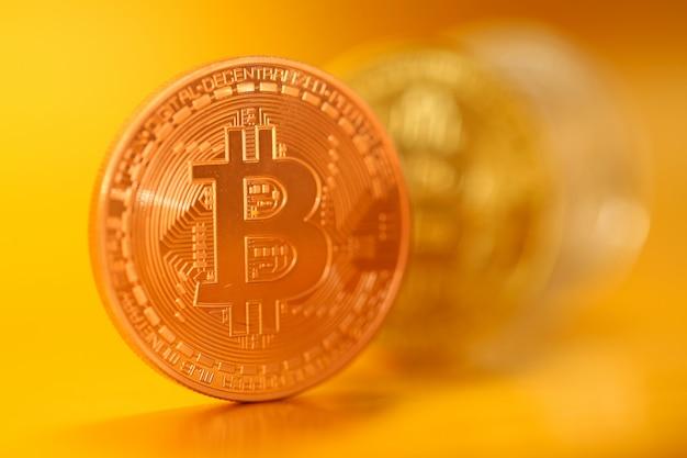Bitcoin. virtuelles geld. kryptowährung