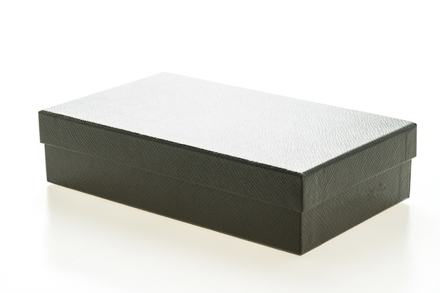 Black box mock up