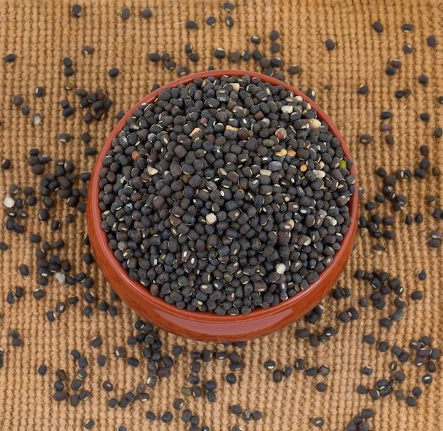 Black gram oder black mung