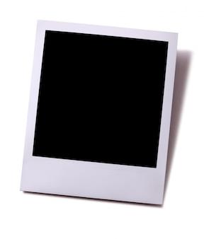 Blank instant foto
