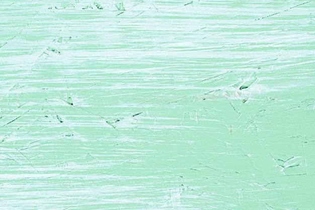 Blau lackierte vintage wand