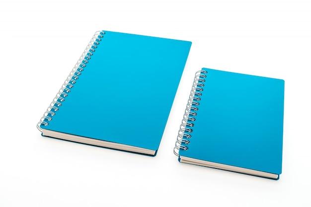 Blau-notebooks