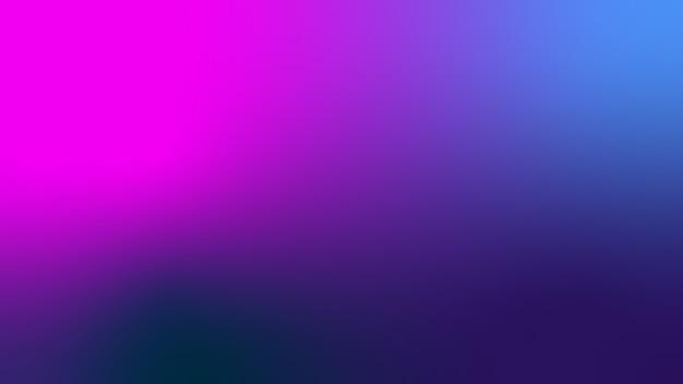 Blau und lila abstrakter verschwommener hintergrund