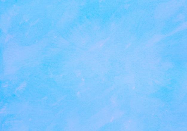Blau weiß grunge pastellfarbe aquarell textur hintergrund abstrakte malerei kunstwerk