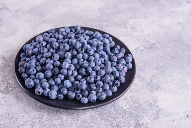 Blaubeer-antioxidans bio-superfood