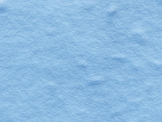 Blaue betonwand des 3d-renderings