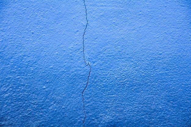 Blaue konkrete sprungswandbeschaffenheit am gebäude