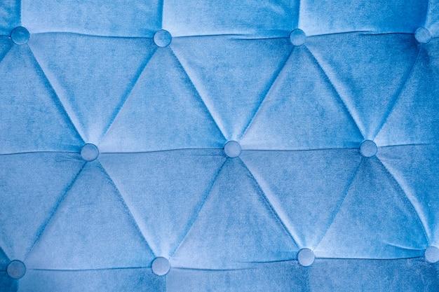 Blaue lederstruktur mit nieten mit platz für text