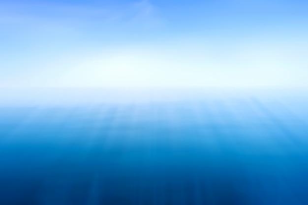 Blaue meereswellenoberflächenzusammenfassungs-hintergrundmuster