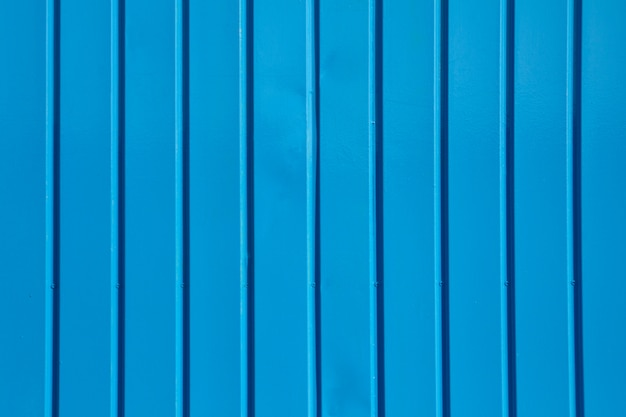 Blaue metallbeschaffenheit