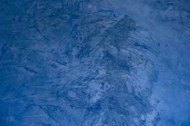 Blaue mörtelbeschaffenheit, blaue wand, sprungsmörtel, sprungswand, konkrete beschaffenheit