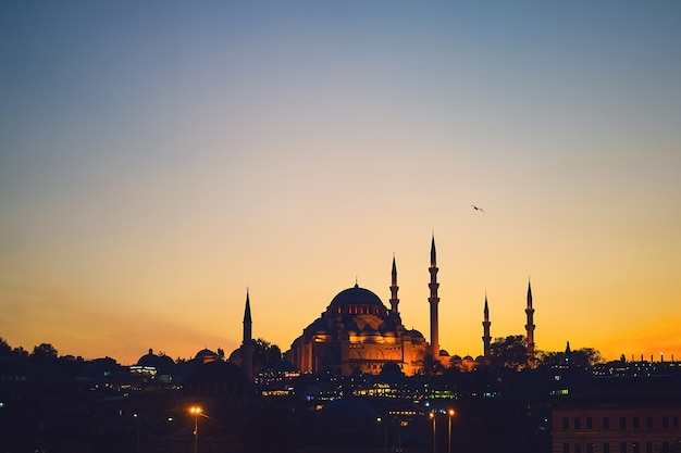 Blaue moschee in istanbul