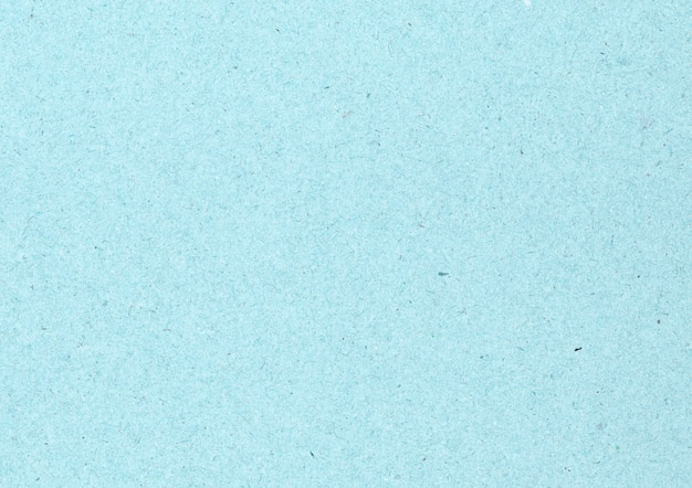 Blaue saubere pappe