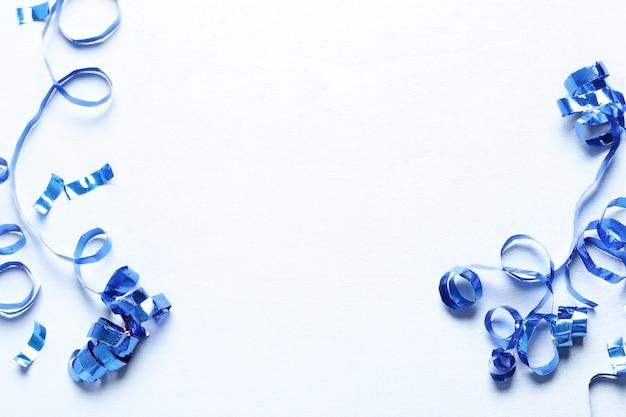 Blaue serpentine