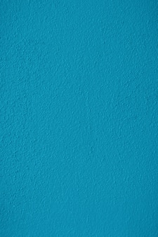 Blaue stuckwand textur papier breiter hintergrund mit leerem raum kopie raum blauer zement textur ba