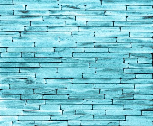 Blaue textur der steinmauer. hochwertiger travertin blockiert hintergrund