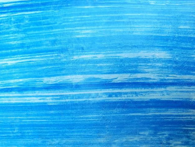 Blaue und weiße farbe der tabellenbodenmalerei für hintergrund