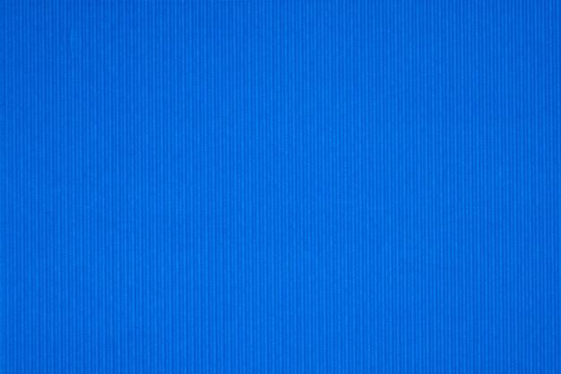 Blaue wellpappenbeschaffenheit, gebrauch für hintergrund.