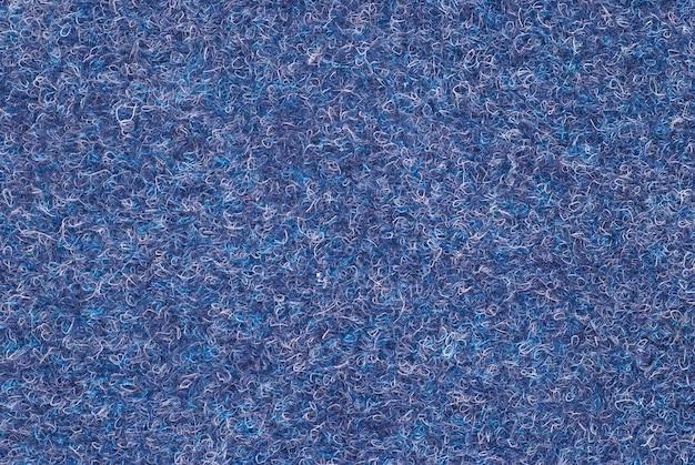 Blaue wolltextur kann als hintergrund verwendet werden