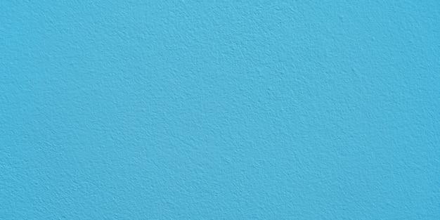 Blaue zementwandbeschaffenheit für hintergrund und kopierraum für text. blauer papierhintergrund.