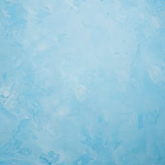 Blauer abstrakter rauer pastellhintergrund